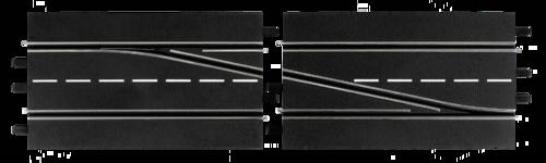 Carrera Digital 132 vyhybka vpravo 30345