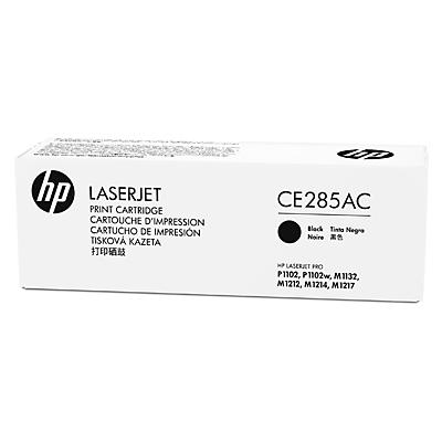 Toner HP 85A black | 1600pgs | Contractual | LJ P3010