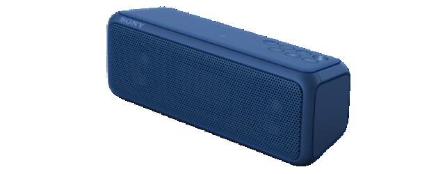 Sony bezdr. reproduktor SRS-XB3 ,BT/NFC,modrý
