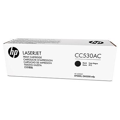 HP 304A - černý Contract Toner, CC530AC