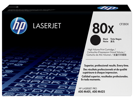 Toner HP black contract | 6800str | LJ Pro 400 M401/MFP M425