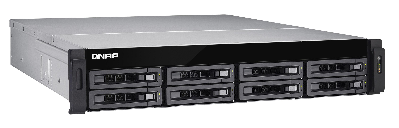 QNAP TS-EC880U-E3-4GE-R2 (3,5GHz/4GB ECC/8xSATA)