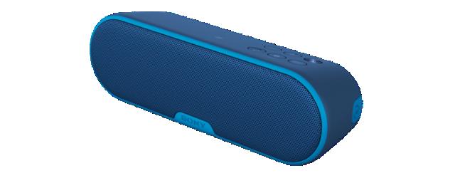 Sony bezdr. reproduktor SRS-XB2 ,BT/NFC,modrý