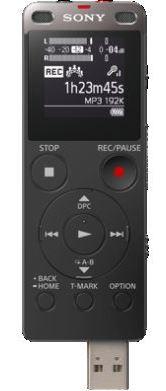 SONY Stereofonní diktafon ICD-UX560 - 4 GB