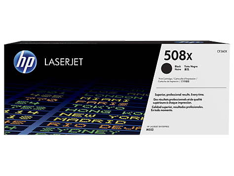 HP 508X - černý Contract Toner, CF360XC