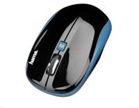 Hama optická bezdrátová myš AM 7600, černá, s Windows tlačítkem