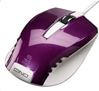 Hama optická myš Cino, purpurová