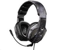 Hama uRage gamingový headset SoundZ Evo, černý