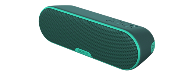 Sony bezdr. reproduktor SRS-XB2 ,BT/NFC,zelený