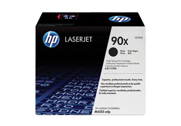 HP 90X - černý Contract Toner, CE390XC