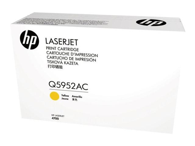 HP žlutý Contract Toner, Q5952AC