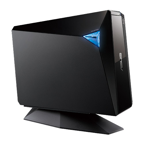 ASUS BLURAY BW-12D1S-U, Writer, External, SW, USB 3.0 Retail