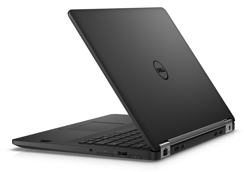 "DELL Latitude E7470/i5-6300U/8GB/256GB SSD/Intel HD 520/14.0"" FHD/Win 7 Pro+Win 10 Pro 64bit/Black"