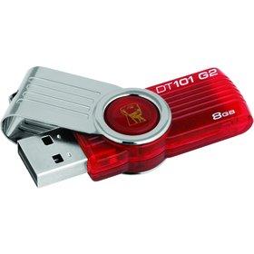 USB FD 8GB DT 101G2 RD KINGSTON