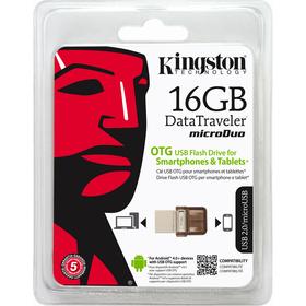 USB FD 16GB DT DUO OTG KINGSTON
