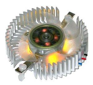 Chladič ventilátor VGA VC-RD NEON ELOX