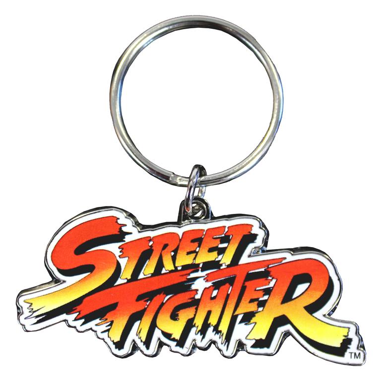 Klíčenka: Street Fighter Classsic