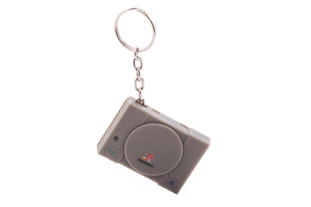 Klíčenka: PlayStation 1 konzole