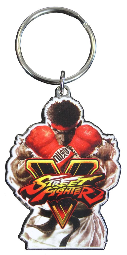 Klíčenka: Street Fighter V Ryu