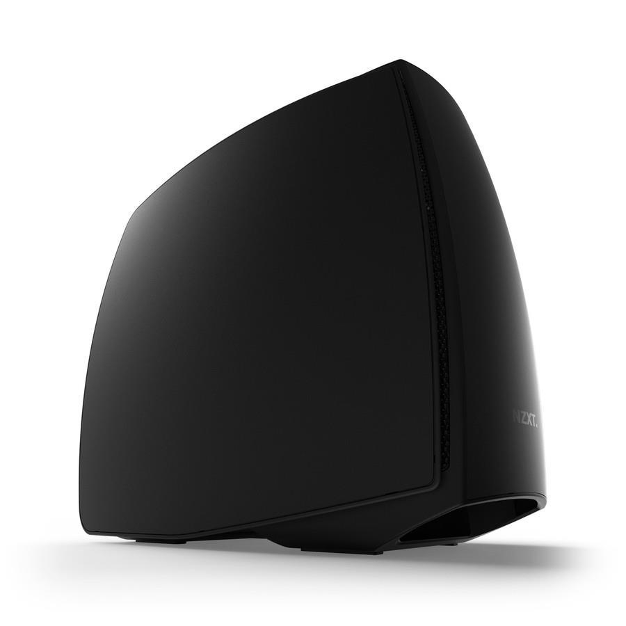 NZXT computer case Manta Black/Black