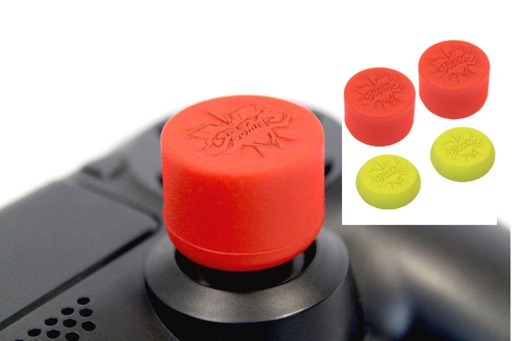 Thumb Grips: Street Fighter V - větší přesnost a citlivost hraní