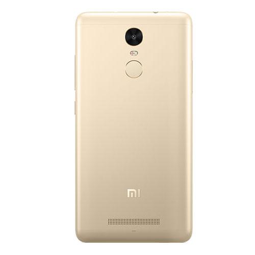 Xiaomi Redmi Note 3 Gold/ 5,5´´ 1920x1080/2,2GHz OC/3GB/32GB/2xSIM/FP/13MPx/4000mAh