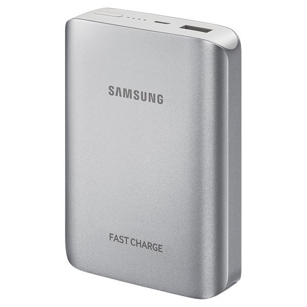 Samsung Externí baterie 10200mAh Silver