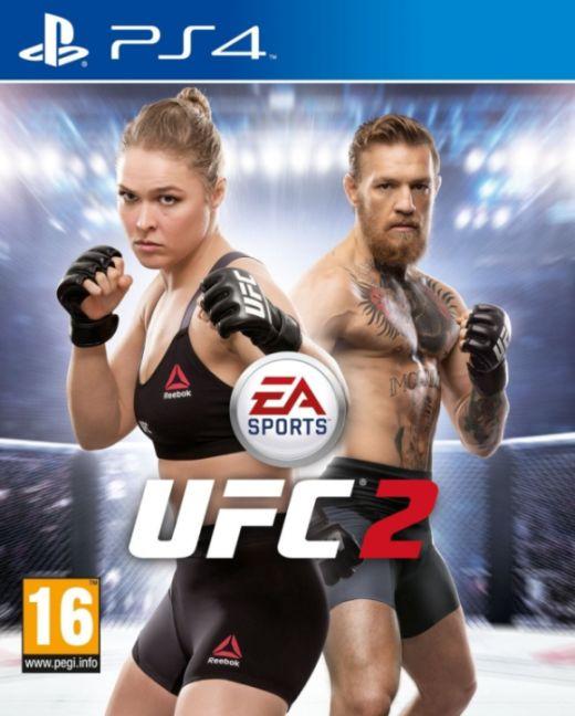 EA Sports UFC 2 PS4 CZ/SK/HU/RO