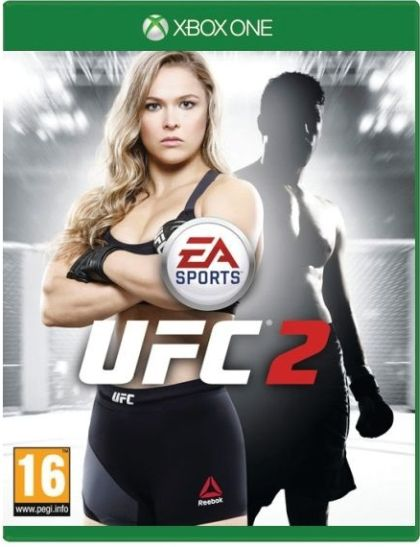 Electronic Arts XBox One hra UFC 2 - Ultimate Fighting Championship