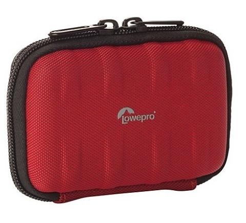 Lowepro Santiago 20 (10.5 x 2.0 x 6.5 cm) - Red