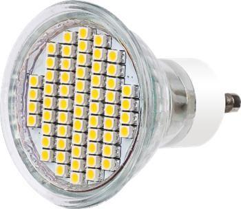 LED žárovka TB Energy GU10, 230V, 3W, Neutr. bílá