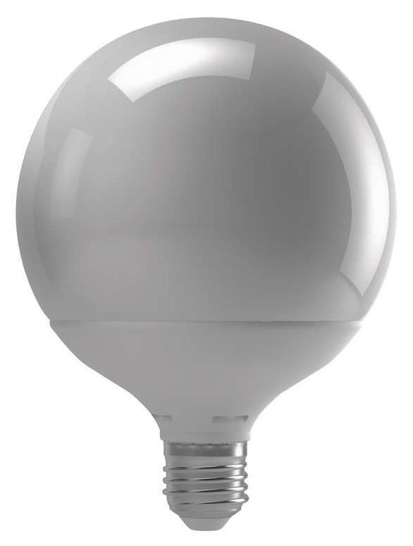 Emos LED žárovka Globe 18W/105W E27, WW teplá bílá, 300°, 1650 lm