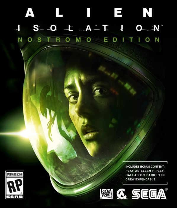 Sega PC hra Alien: Isolation Nostromo Edition