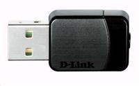 D-Link DWA-171 Wireless AC DualBand USB Micro Adapter - bazar z opravy