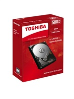 "TOSHIBA HDD L200 500GB, SATA III, 5400 rpm, 8MB cache, 2,5"", 9,5 mm"