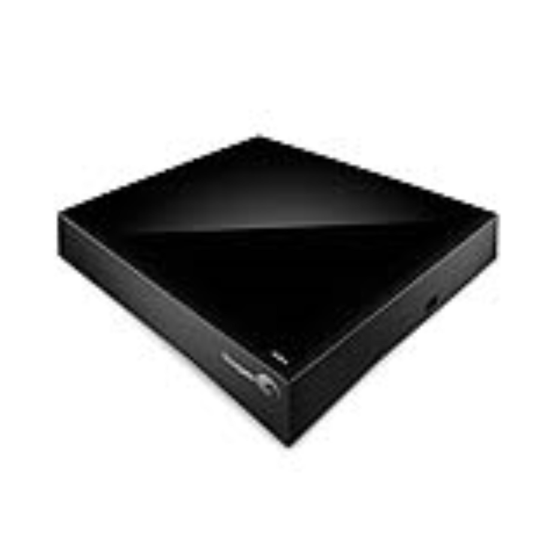 Seagate Personal Cloud - 2bay - 6TB/USB/LAN 3.0 black