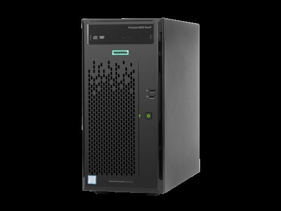 HP PL ML10G9 E3-1225v5 (3.3G/4C/8M/80W) 1x8G 1x1TB NSATA 4-6LFF
