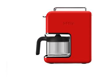 Kávovar Kenwood Limited PopArt CM030RD (překapávač)