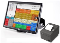 """LYNX Pokladní systém 15"""" s Conto Standard Windows10 + zdarma instalace HW u zákazníka"""
