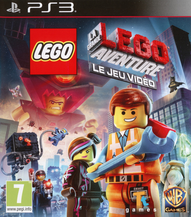 PS3 - LEGO MOVIE VIDEOGAME