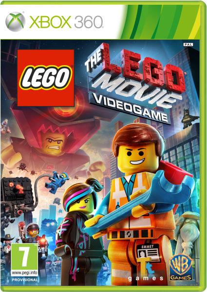 X360 - LEGO MOVIE VIDEOGAME