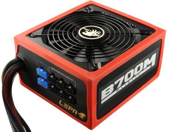 Lepa power supply MaxBron 700W