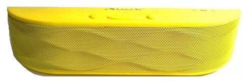 Lark FreeSound 2.0 BT Yellow bezdrátový Bluetooth reproduktor, žlutý