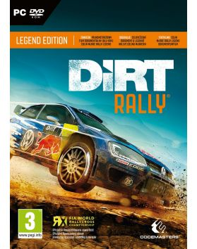 Codemasters PC hra DiRT Rally: Legend Edition