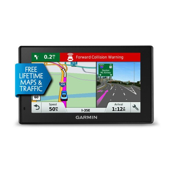 Garmin navigace DriveAssist 50LM Evropa, 5.0'', Lifetime Map, Bluetooth, Kamera