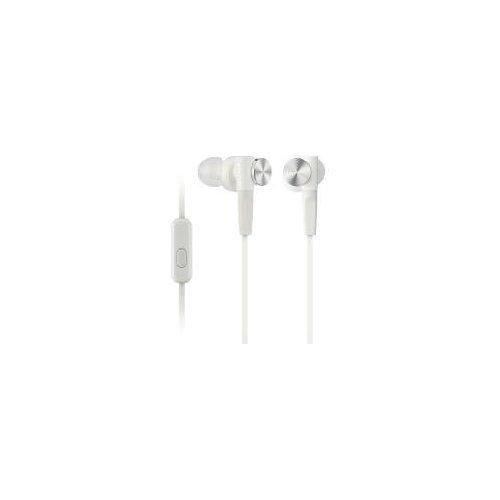 SONY MDR-XB50AP Sluchátka do uší EXTRA BASS - White
