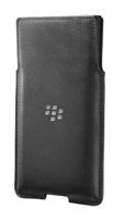 BlackBerry pouzdro kožené pro BlackBerry Priv, černá
