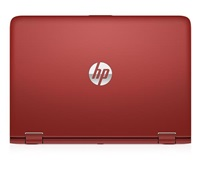 HP Pavilion x360 13-s104nc, i3-6100U, 13.3 FHD, UMA, 4GB, 500/8GB, W10, červený