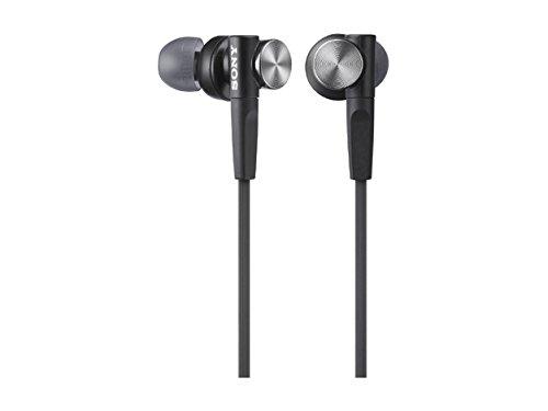 SONY sluchátka MDR-XB50, černé