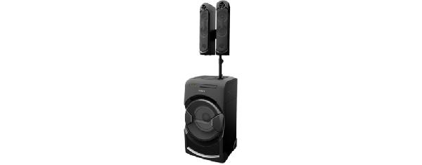 SONY MHC-GT4D Domácí audiosystém s vysokým výkonem s technologií Bluetooth®